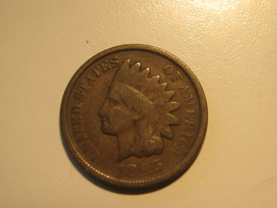 US Coins: 1895 Indian Head
