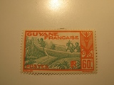 1 Guyana (French) Unused  Stamp(s)