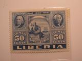 1 Liberia Unused  Stamp(s)