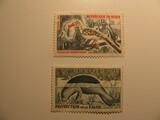 2 Niger Unused  Stamp(s)