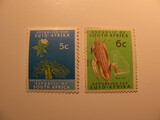 2 South Africa Unused  Stamp(s)