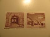 2 Sweden Unused  Stamp(s)