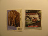 2 Switzerland Unused  Stamp(s)