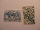 2 Cameroun Unused  Stamp(s)