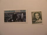2 Denamark Unused  Stamp(s)