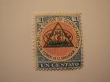 1 El Salvador Unused  Stamp(s)