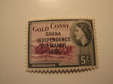 1 Gold Coast Unused  Stamp(s)