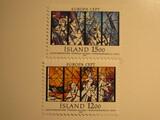 2 Iceland Unused  Stamp(s)