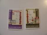 2 Luxembourg Unused  Stamp(s)
