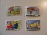 4 Maldives Unused  Stamp(s)