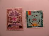 2 Mali Unused  Stamp(s)