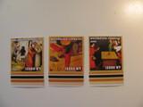 3 Mozambique Unused  Stamp(s)
