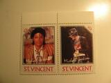 2 St. Vincent Unused  Stamp(s)