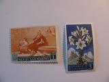3 San Marino Unused  Stamp(s)
