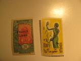 2 Somalia Unused  Stamp(s)
