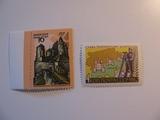 2 Russia/USSR Unused  Stamp(s)