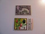 2 Trinidad & Tobago Unused  Stamp(s)
