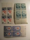 12 Vintage Unused U.S. Stamp(s)