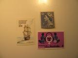 3 Australia Unused  Stamp(s)