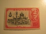 1 Brunei Unused  Stamp(s)