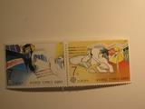 2 Cypress Unused  Stamp(s)