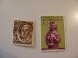 2 Germany Unused  Stamp(s)