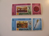 2 Jersey Isl. (Great Britain) Unused  Stamp(s)