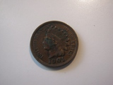 US Coins: 1901 Indian Head penny