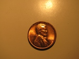US Coins: 1xBU/Very clean 1957-D Wheat penney