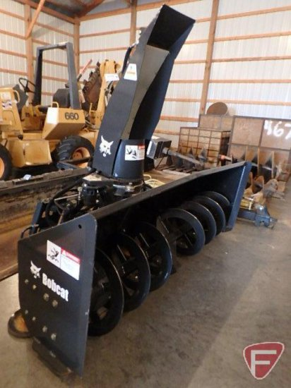 Bobcat model 2118, 2 stage sno    Auctions Online | Proxibid