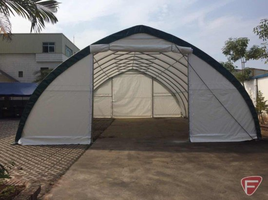 New 30'X40'X15' High Ceiling Storage Shelter/Building