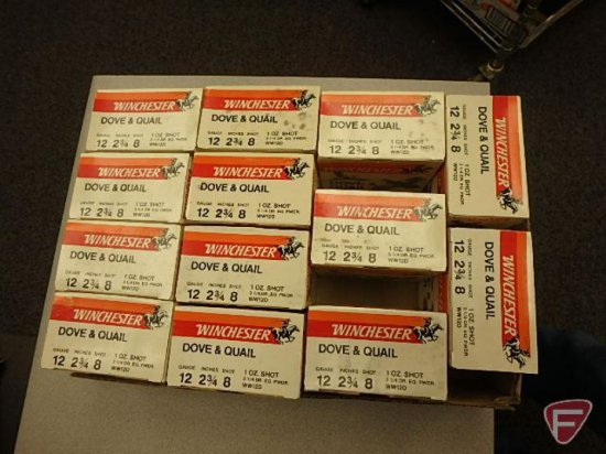 12 gauge ammo approx  (325) ro    Auctions Online   Proxibid