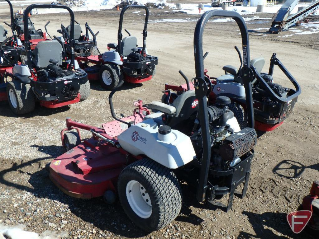 Lot: 2006 Exmark Lazer Z mid mount zero turn mower with 72