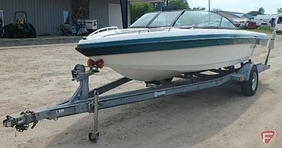 """2000 Malibu Sunsetter LXI 21'8"""" boat Hull id: mb2b1728b000, 1998 Dorsey Trl VIN: 4tbbc2118wk000593"""