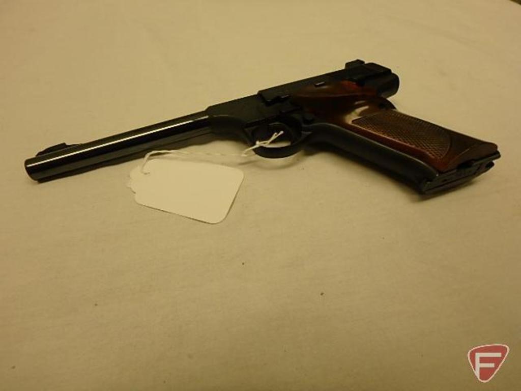 Lot: Colt Woodsman 2nd series  22LR semi-automatic pistol