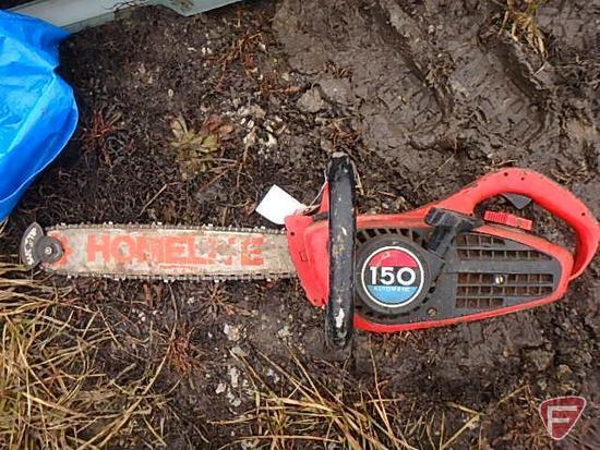 Homelite Chain Saw