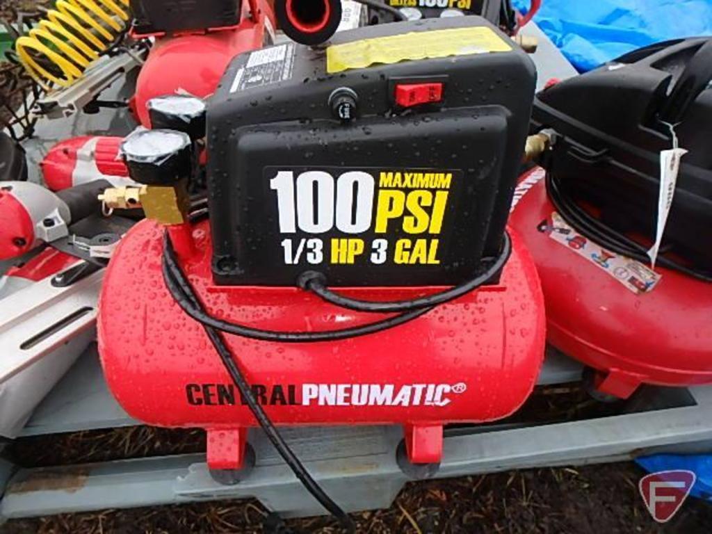1/3 hp Air Compressor