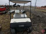 1994 EZ GO GOLF CART-SN #787919, ****CHARGER IN OFFICE*****
