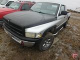 2001 Dodge Ram Pickup Pickup Truck, VIN # 1B7HF13Z21J565041