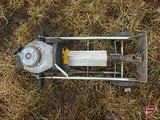 WACKER GAS CONCRETE BREAKER WITH CART AND BITS