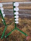 New McLaughlin Fabrication 4' Dueling Tree Target