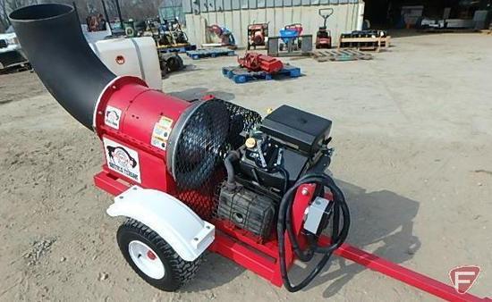 Buffalo model KB2 Turbine blower trailer/pull type debris blower