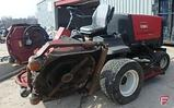 Toro 4500D diesel 4WD 5-deck wide area rough cut rotary mower, 314 hrs showing