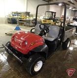2007 Toro Workman E2065-07288 side by side utility vehicle with electric dump box, 2,478 hrs showing