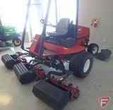Toro 5200D fairway mower, 3168 hours showing, (5) 21