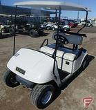 1650EZ-GO TXT gas golf car, with top, white, SN: 1281070