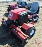 Toro RM2000D 3WD 3 cyl diesel trim mower, SN: 03428-240000584