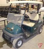2014 Club Car Precedent electric golf car with top, green, windshield, SN: JE1439-498946