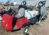 Toro Multi Pro 1250 wide APP boom sprayer includes hand held nozzle with 160 gallon tank
