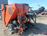 2001 Smithco Sweeper Star V-62 pull type vac, SN: 78039